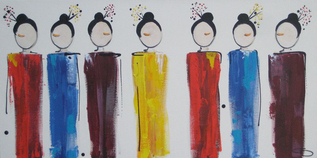 Kimonos by Christine Donaldson