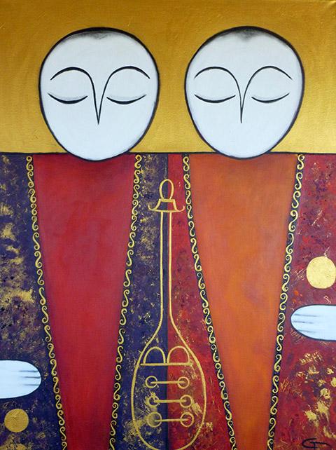 Musicians by Christine Donaldson