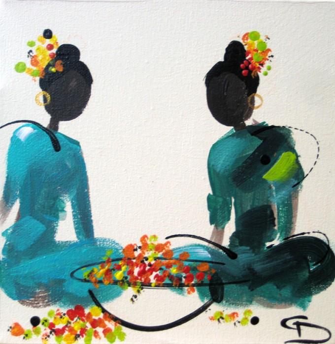 Ubud Markets 7 by Christine Donaldson
