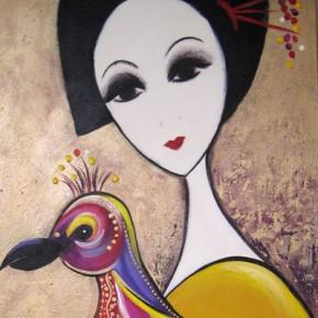 Geisha by Christine Donaldson