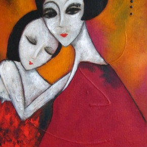 Sisters 2 by Christine Donaldson