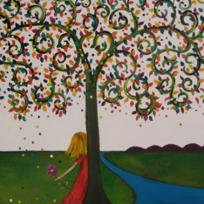Tree of Life by Christine Donaldson