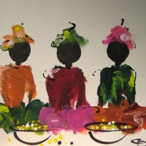 Market 2 by Christine Donaldson