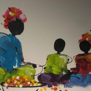 Market 3 by Christine Donaldson
