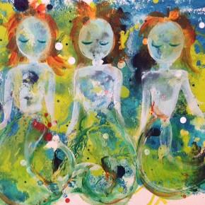 Mermaids by Christine Donaldson