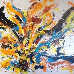 Sun Burst 2 by Christine Donaldson
