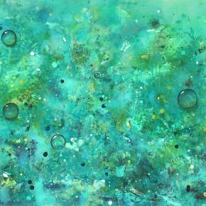 Bubbles by Christine Donaldson