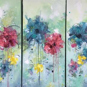 Poppies by Christine Donaldson