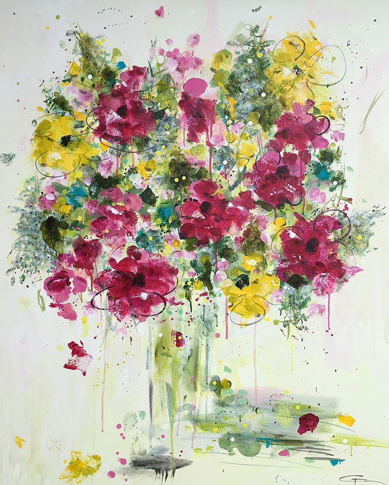 Pretty in Pink by Christine Donaldson
