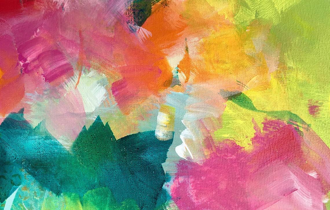 Rainbow Skies by Christine Donaldson